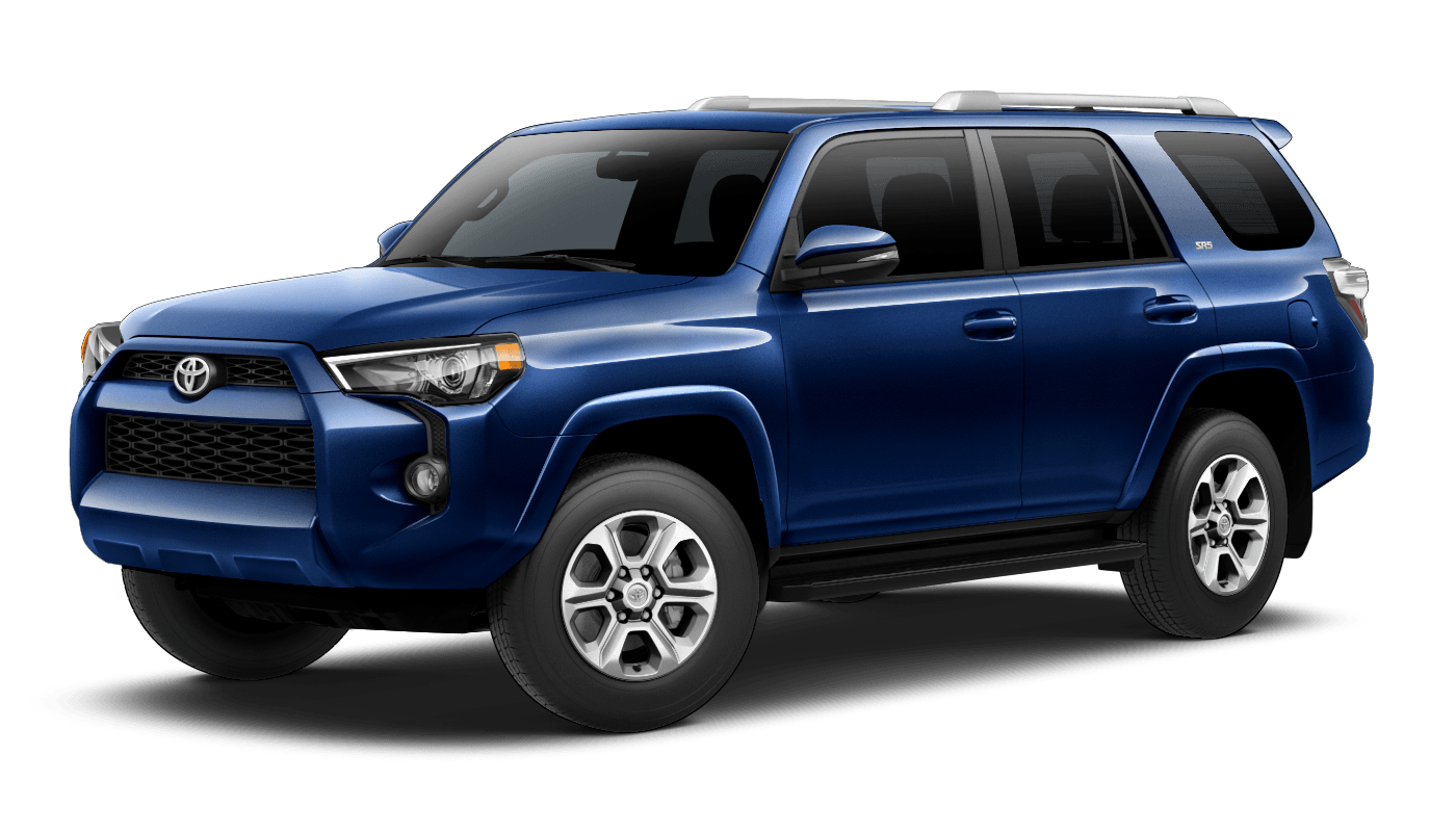 2018 4runner Glacier Toyota Sales Service And Parts In Smithers Trailer Wiring Adaptor Durable Capable The Is Packed With An Impressive List Of Premium Features Available A Variety Configurations To Meet Any Number