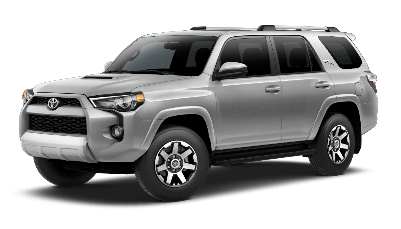 2018 4runner Glacier Toyota Sales Service And Parts