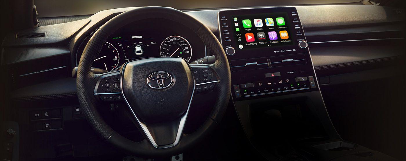 Apple Carplay Glacier Toyota Sales Service And Parts In